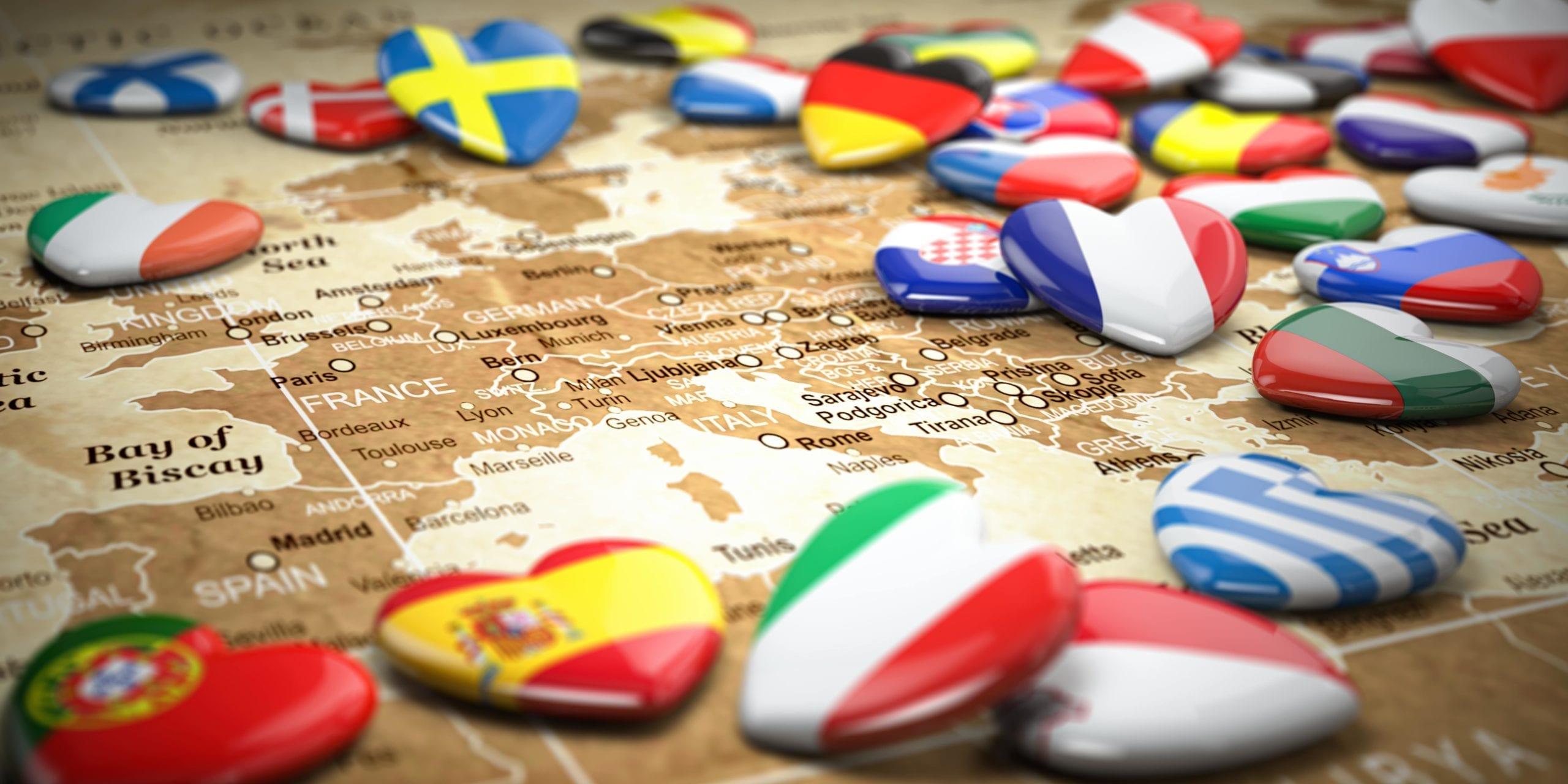 Studiranje na sjeveru i jugu EU-a: jesu li nam Danci doista stranci, a Talijani bliski susjedi?